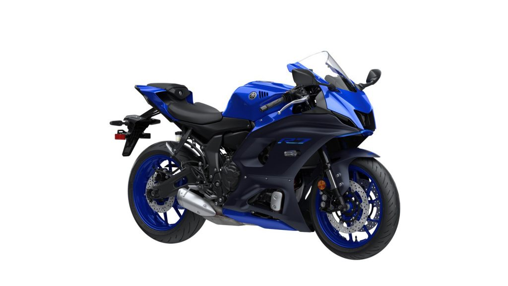 2022 Yamaha YZF-R7 [Specs Review]