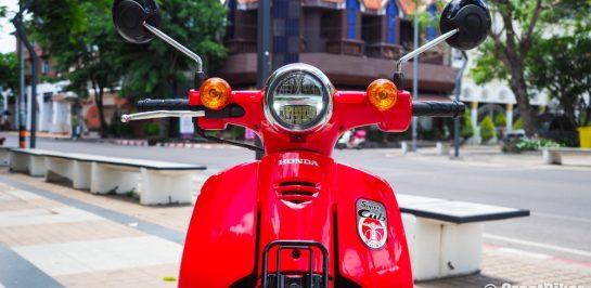 รีวิว All New Honda SuperCub ความ คลาสสิก ที่ลงตัวกับ ไลฟ์สไตล์สมัยใหม่!