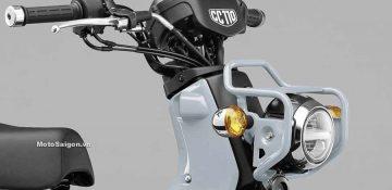 เปิดตัว Honda CC110 Cross Cub Puco Blue อย่างเป็นทางการ!
