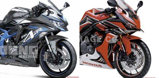 All New Kawasaki Ninja ZX-4R และ All New Honda CBR400RR สงคราม 4 สูบรุ่นใหม่? จาก 2 ค่ายใหญ่!