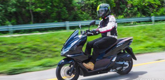 """ที่เค้าว่าว่าเร่งมันส์""""ต้นกลางปลาย""""มันเป็นยังไง? กับเครื่องยนต์ eSP+ ในรุ่น All New Honda PCX160!"""