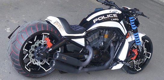 เผยโฉม Harley-Davidson 300 Razor Custom สุดเท่!