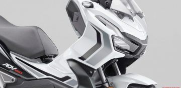 เปิดตัว Honda ADV 150 เวอร์ชั่น 2021 อย่างเป็นทางการ!