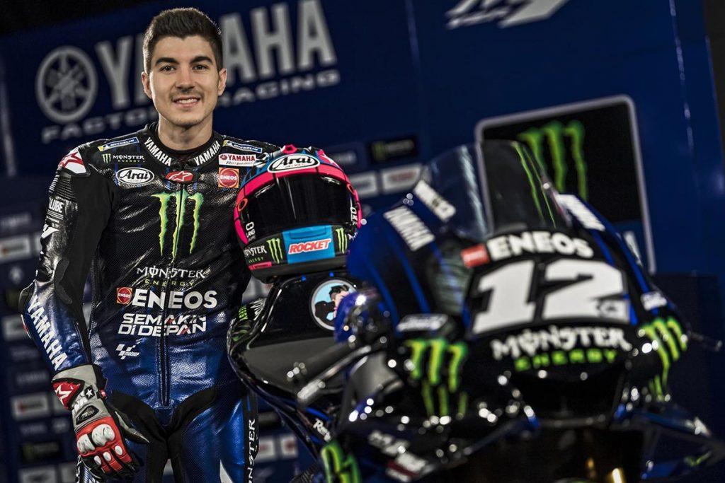ยืนยันชัดเจน!!! Maverick Vinales ประกาศแนกทาง Yamaha หลังจบฤดูกาล 2021