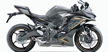 เปิดตัว Kawasaki Ninja ZX-25R 2022 250cc 4 สูบเรียง อย่างเป็นทางการ!