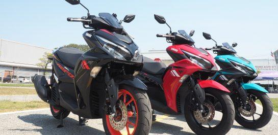 Yamaha Y-Connect ผู้ช่วยส่วนตัว ที่ทำให้การขับขี่ All New Yamaha Aerox นั้นใช้งานได้สะดวกและสนุกมากกว่าที่เคย!