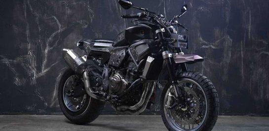 ชมภาพ Officine GP Design : The Bull ร่างใหม่ของ Yamaha XSR700