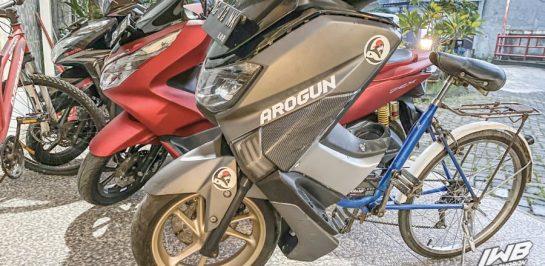 ฉีกทุกกฏ! เมื่อ Yamaha Nmax รวมร่างกับจักรยาน จะเป็นยังไงไปดูกัน?!