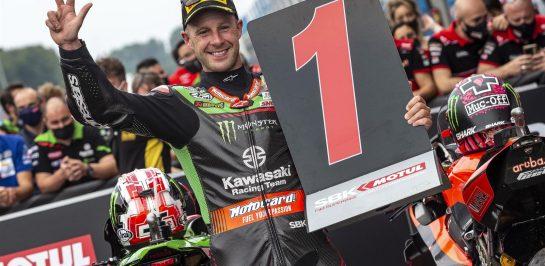 Jonathan Rea กับข่าวลือ ร่วมทีม Yamaha ใน MotoGP2022