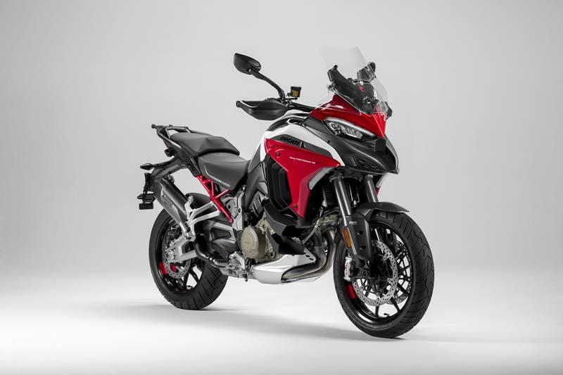 ยอดการจำหน่าย Ducati เพิ่มขึ้น 43% ในครั้งแรกของปี 2021