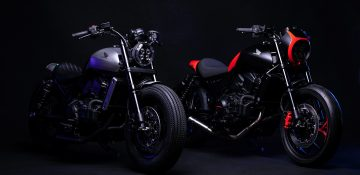 FCR สำนักแต่งจากฝรั่งเศสนำเสนอ 2021 Honda Rebel 1100 ในรูปแบบ Sport และ Bobber