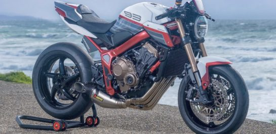 เผยโฉม Honda CB650R FENIX โปรอาร์ม!