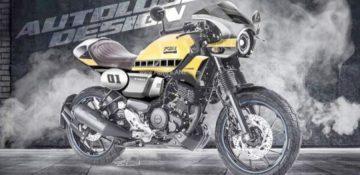 เผยโฉม Yamaha FZ-X 150 Custom Cafe Racer อย่างเป็นทางการ