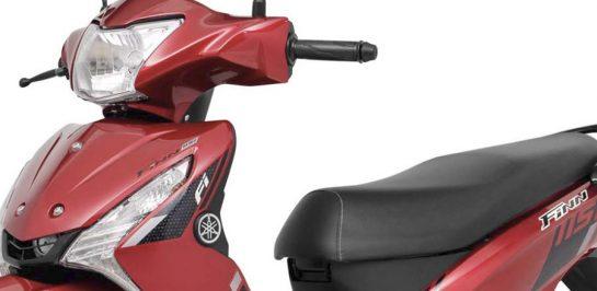 New Yamaha Finn รุ่นดรัมเบรก-สตาร์ทมือ 39,800 บาท ประหยัดน้ำมันสูงสุดถึง 96.16 กม./ลิตร