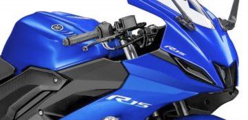 All New Yamaha YZF-R15 โฉมใหม่ เตรียมปรับการออกแบบให้ดุดันและสปอร์ตมากขึ้น!