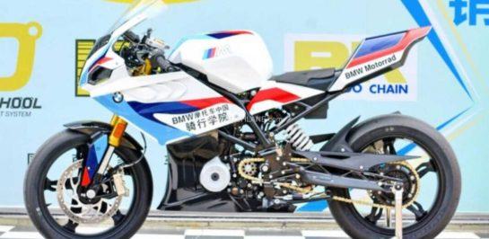 ดัดแปลง BMW G310R ให้กลายเป็นสปอร์ตฟูลแฟร์ริ่งใช้ในสนามแข่ง