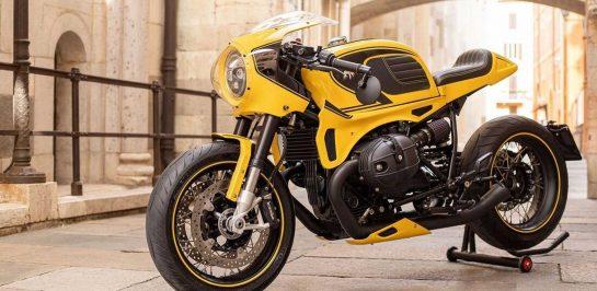 "BMW R NineT ""Bullet"" งานใหม่ล่าสุดของ Ares Design"