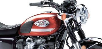 Kawasaki EU เปิดตัว W800 2022 บิ๊กไบค์ทรงคลาสสิก อย่างเป็นทางการ