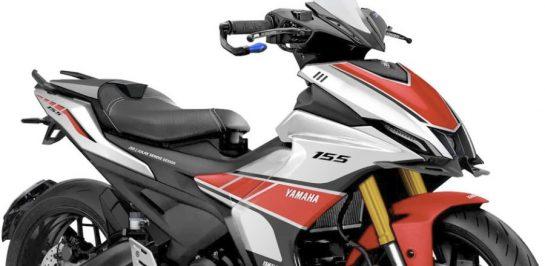 เผยภาพ All New Yamaha Aerox 155 Livery ในรูปแบบ Digital Modification!