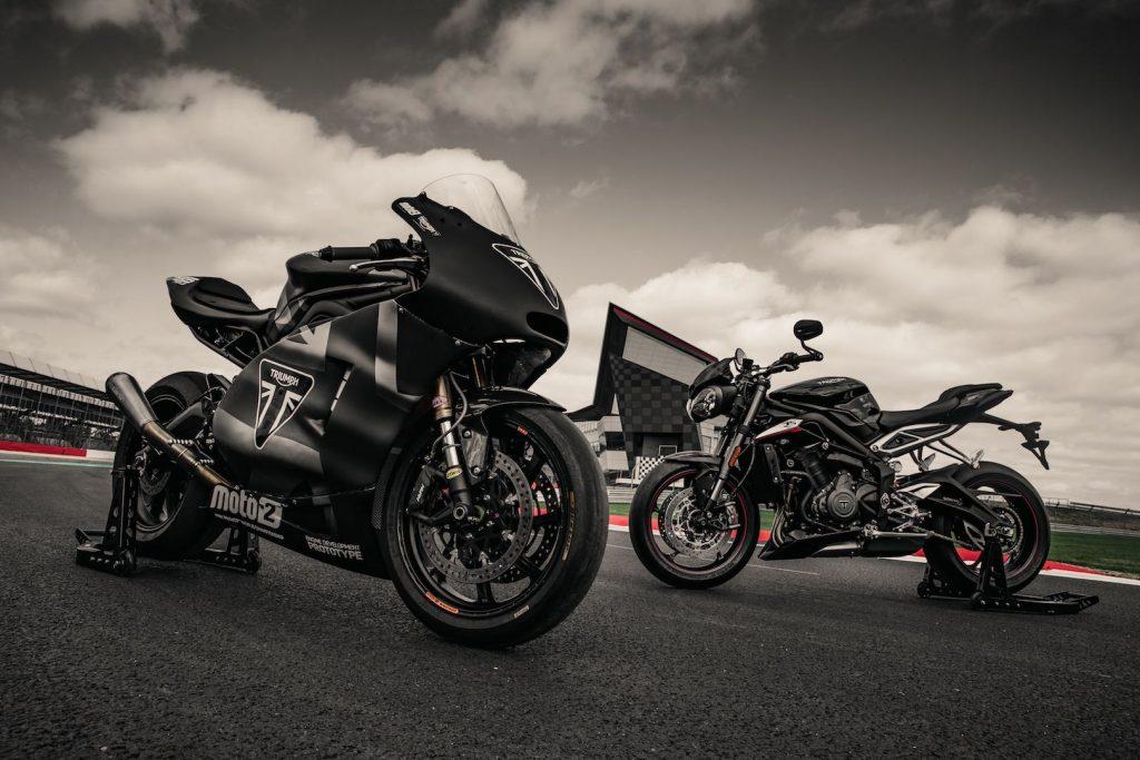 Triumph บรรลุข้อสัญญาส่งเครื่องยนต์ 765 ซีซี ในการแข่งขัน Moto2 ต่ออีก 3 ปี