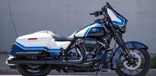 รีวิว 2021 Harley-Davidson Street Glide Special Arctic Blast Limited Edition [SPECS REVIEW]