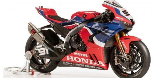ลือสนั่น Honda กางแผน CBR1000RR-R SP2 ลงสู้ WorldSBK ปีหน้า