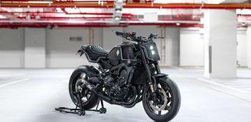 """Yamaha XSR900 """"Faster Tracker"""" ผลงานสุดเฟี้ยวจาก Rough Crafts"""