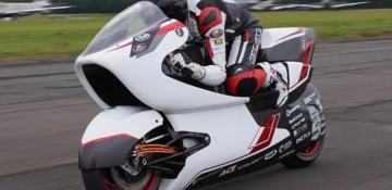 White Motorcycle WMC250EV เริ่มทดสอบวิ่งจริงแล้ว