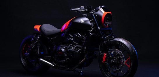 "Honda x FCR CMX 1100 REBEL ""SPORT"""