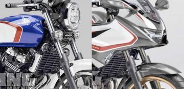 New Honda CBX400F และ New Honda CB400 Super Bol d'Or เผยภาพ Render!