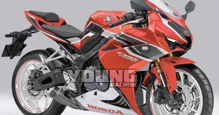 Honda CBR400RR 4 xilanh thang hang lo anh thiet ke moi nhat - 3