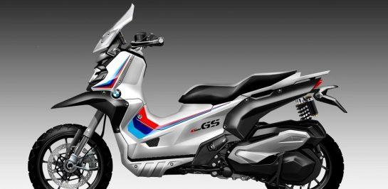 ถ้า BMW หันมาทำรถสกู๊ตเตอร์ ADV หน้าตาคงออกมาแบบนี้
