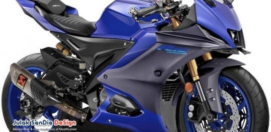 เผยภาพเรนเดอร์ All New Yamaha YZF-R15 เวอร์ชั่นแต่งเต็ม!