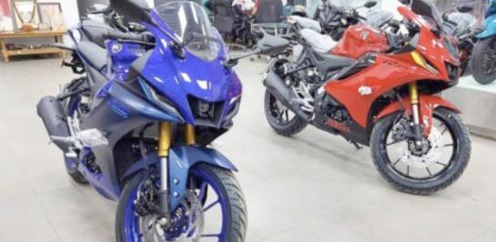 All New Yamaha YZF-R15 โฉมใหม่ เผยชุดแต่ง อย่างเป็นทางการ!