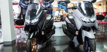 เปรียบเทียบ Yamaha NMAX 2021 กับ Yamaha NMAX Connected ต่างกันยังไง?