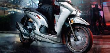 All New Honda SH350i บิ๊กสกู๊ตเตอร์ระดับพรีเมี่ยม เครื่องยนต์เดียวกับ Forza 350!