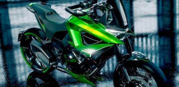 Kawasaki Adaptive สปอร์ต ทัวร์ริ่ง และวิบาก ในคันเดียวกัน!