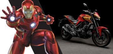 เปิดตัว Yamaha MT-03 เวอร์ชั่น IRON MAN อย่างเป็นทางการ!